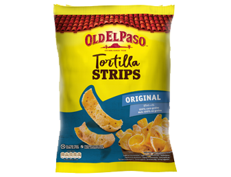Crunchy Tortilla Strips Original