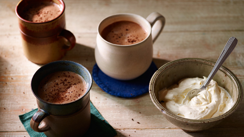 Mexican Hot Cocoa