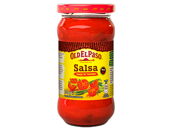 thick chunky salsa hot